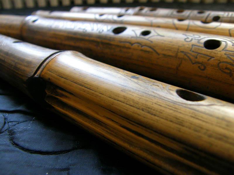 Как сделать бансури из бамбука